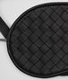 BOTTEGA VENETA EYE MASK IN NERO INTRECCIATO NAPPA Other Leather Accessory E ap