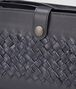 BOTTEGA VENETA MULTI-FUNCTIONAL CASE IN TOURMALINE CALF AND CROCODILE, INTRECCIATO DETAILS Small bag U lp