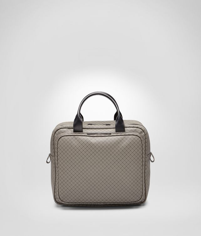 BOTTEGA VENETA Carry On Bag mit Intrecciojet Shadow Trolley und Handgepäck E fp