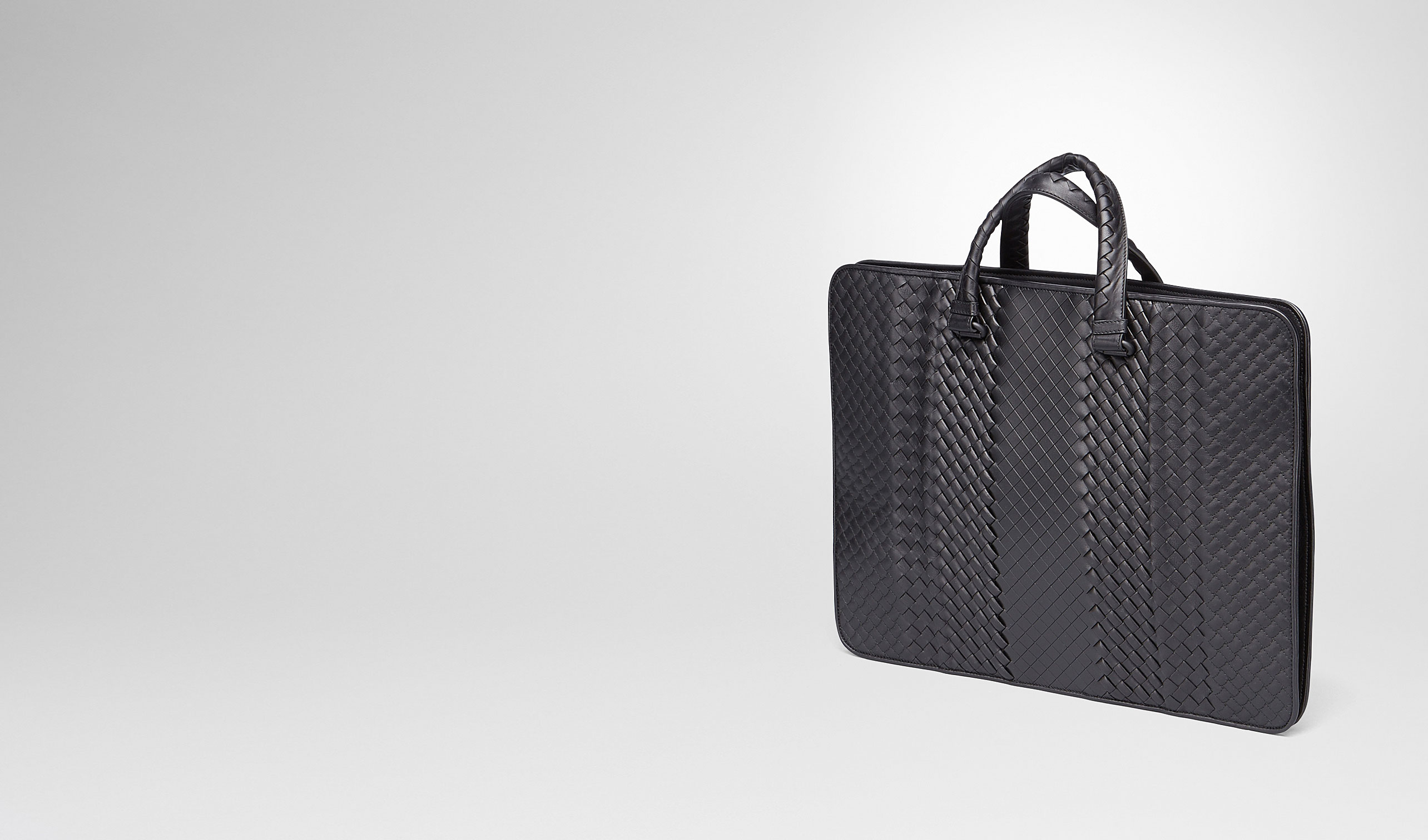 BOTTEGA VENETA Business Tasche U Aktentasche Intreccio Imperatore Tourmaline pl