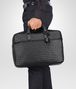 BOTTEGA VENETA Nero Intrecciato Vn Briefcase Business bag U ap