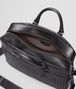 BOTTEGA VENETA Nero Intrecciato Vn Briefcase Business bag U dp