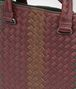 BOTTEGA VENETA Emerald Green Aubergine Edoardo Intrecciato Club Fumé Briefcase Business bag U ep