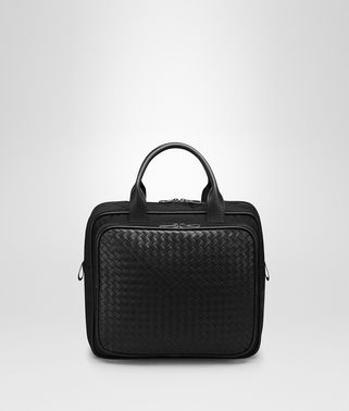 NERO TECHNICAL CANVAS BRIEFCASE