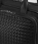 BOTTEGA VENETA NERO TECHNICAL CANVAS BRIEFCASE Trolley and Carry-on bag E ap