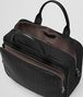 BOTTEGA VENETA TRAVEL BAG IN NERO TECHNICAL CANVAS Trolley and Carry-on bag E dp