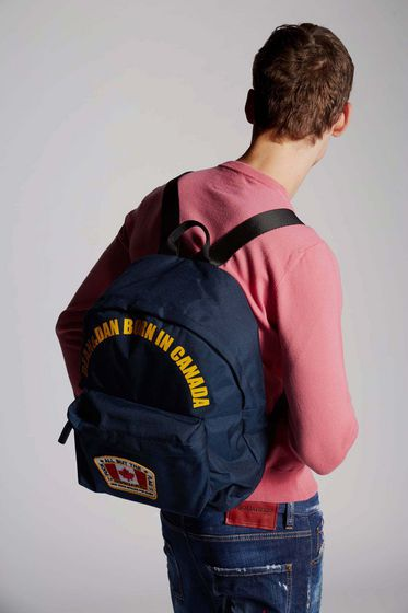 DSQUARED2 Backpack Man BPM0004117004003073 m