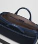 BOTTEGA VENETA TOURMALINE/PACIFIC HI-TECH CANVAS DUFFLE Luggage Man dp