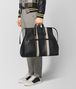 BOTTEGA VENETA NERO NAPPA/PRECIOUS MIX STRADE DUFFLE Luggage Man ap