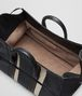 BOTTEGA VENETA NERO NAPPA/PRECIOUS MIX STRADE DUFFLE Luggage Man dp