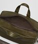 BOTTEGA VENETA BORSA THE MAJOR IN VITELLO BUTTER MUSTARD/NERO Valigeria Uomo dp