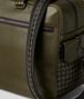 BOTTEGA VENETA MUSTARD/NERO BUTTER CALF THE MAJOR BAG Luggage Man ep