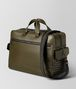 BOTTEGA VENETA MUSTARD/NERO BUTTER CALF THE MAJOR BAG Luggage Man fp