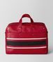 china red/nero struzzo duffel Full Out Portrait