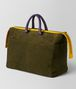 multicolor double suede day tote Right Side Portrait