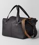 nero/dark leather cervo duffel Right Side Portrait