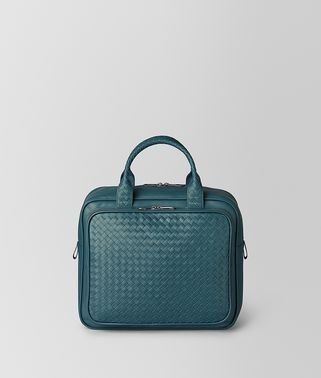 BRIGHTON INTRECCIATO NAPPA TRAVEL BAG