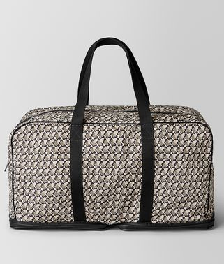 FOLDAWAY DUFFLE IN LEGGERO AND NYLON