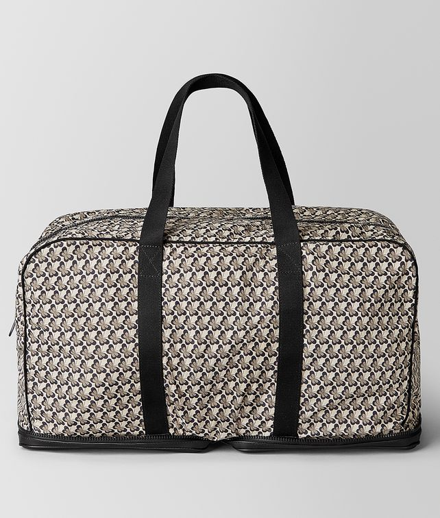 BOTTEGA VENETA FOLDAWAY DUFFLE IN LEGGERO AND NYLON	  Luggage E fp
