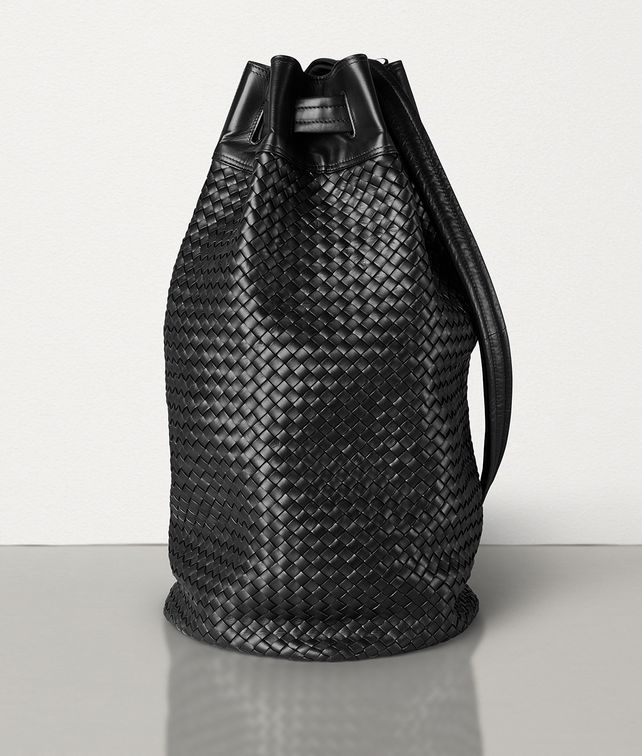 BOTTEGA VENETA DUFFEL IN INTRECCIO CABAT Backpack Man fp