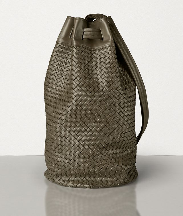 BOTTEGA VENETA HOLD-ALL IN INTRECCIO CABAT Backpack Man fp