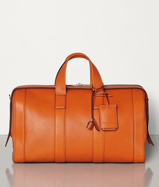 MEDIUM DUFFLE BAG IN FRENCH CALFSKIN