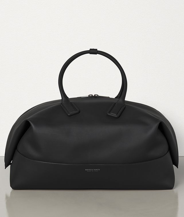 BOTTEGA VENETA DUFFLE IN MATTE CALFSKIN Travel Bags Man fp