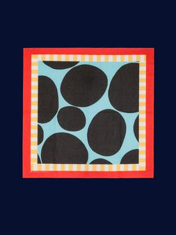 Marni Picnic blanket with Pebble print Man