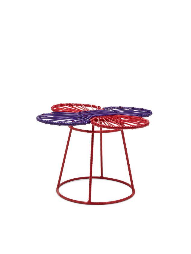 Marni MARNI MARKET red and purple table in metal  Man - 2