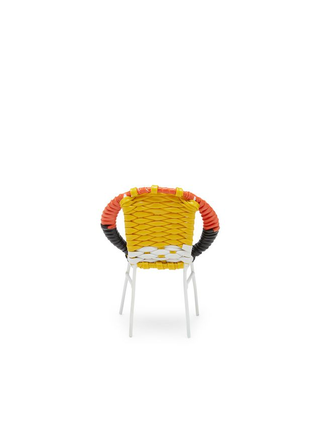 Marni MARNI MARKET round chair in PVC Man
