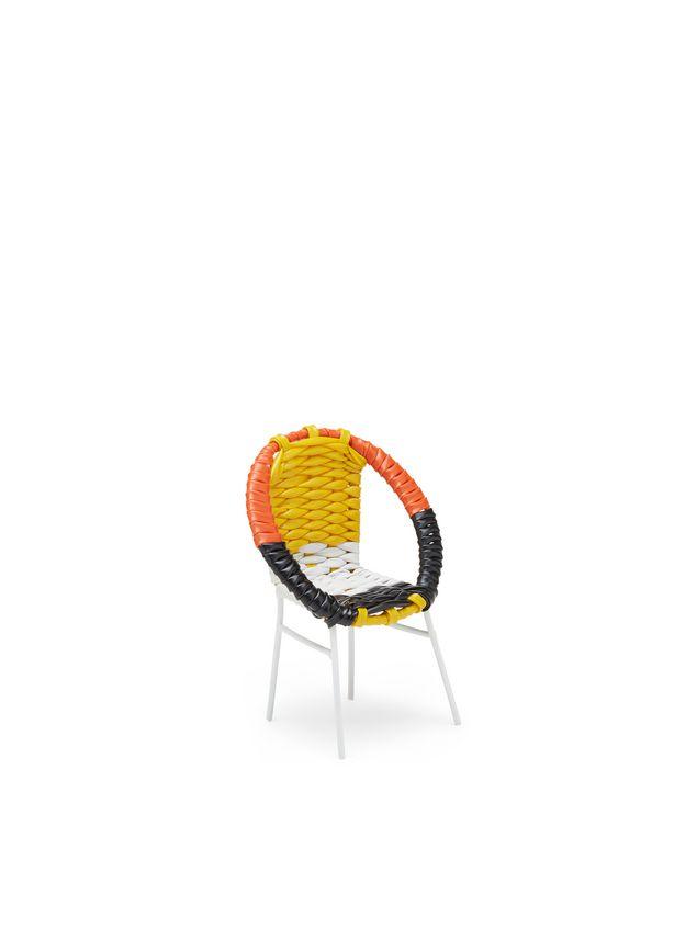 Marni MARNI MARKET round chair in PVC Man - 2