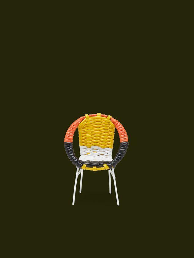 Marni MARNI MARKET round chair in PVC Man - 1