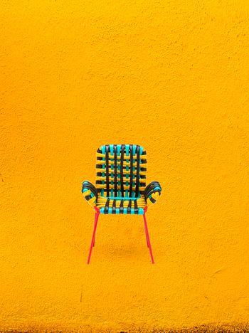 Marni MARNI MARKET PVC製スカルプチャーアームチェア メンズ