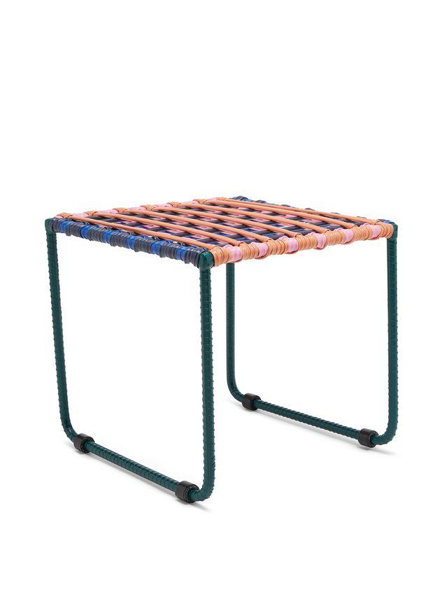 Marni MARNI MARKET black, blue, orange, green and pink table in metal  Man - 2