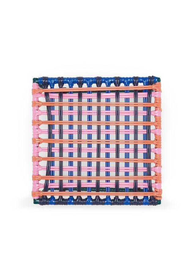 Marni MARNI MARKET black, blue, orange, green and pink table in metal  Man - 3