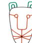 Marni MARNI MARKET tiger-head mask in metal Man - 3
