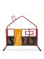 Marni MARNI MARKET red, orange and brown house sculpture in iron  Man - 3