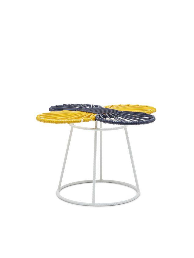 Marni MARNI MARKET yellow, white and black table in metal  Man - 2