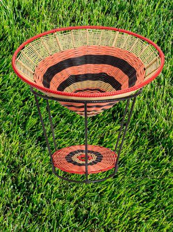 Marni MARNI MARKET basket/seat in metal Man