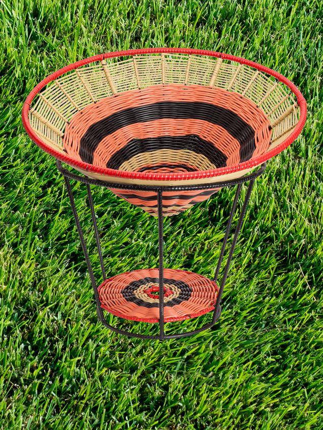 Marni MARNI MARKET basket/seat in metal Man - 1