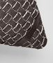 BOTTEGA VENETA CARBONE INTRECCIATO LINEN RECTANGULAR PILLOW Pillow E ep