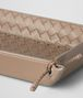 BOTTEGA VENETA PEN TRAY IN ASH INTRECCIATO NAPPA Desk accessory E ap