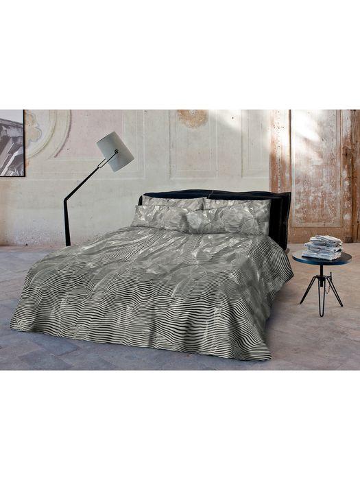 LIVING WRINKLED STRIPE DUVET COVER SET 250x200 Bed U e
