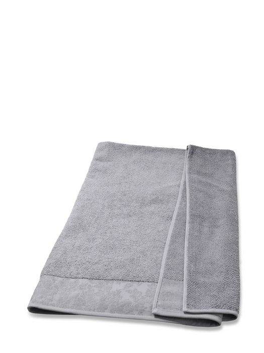 LIVING DENIM FLORA SOLID TOWEL 100X150 Bath U f