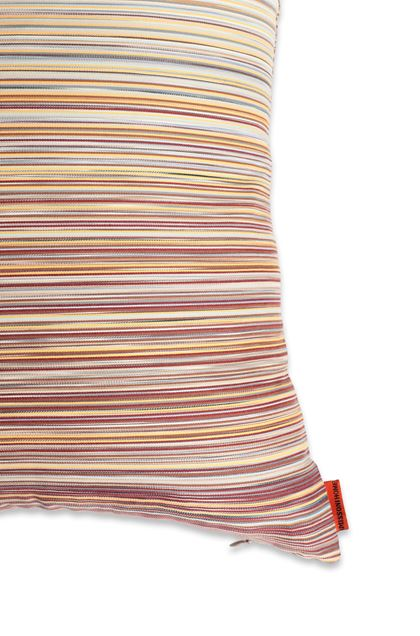 MISSONI HOME JILL CUSHION Beige E - Front