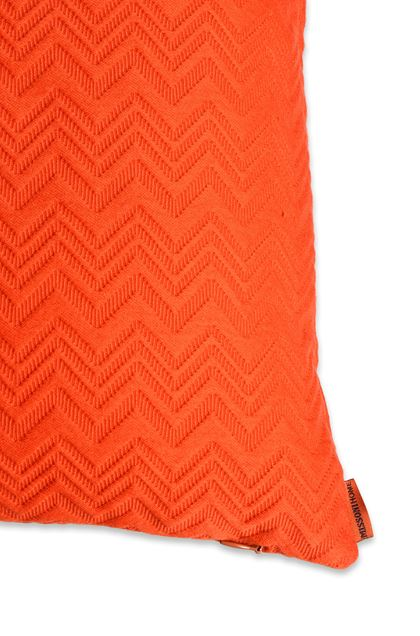 MISSONI HOME GRETEL CUSHION Rust E - Front