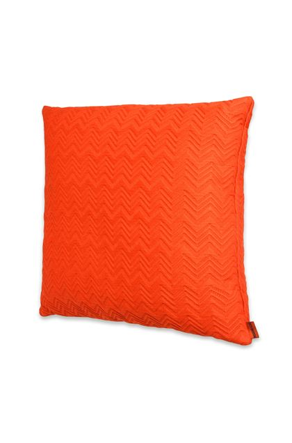 MISSONI HOME GRETEL CUSHION Rust E - Back