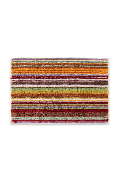 MISSONI HOME Bath mat Light green E - Back