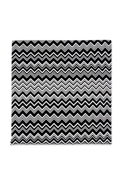 MISSONI HOME OZ LENZUOLO FITTED Nero E - Retro