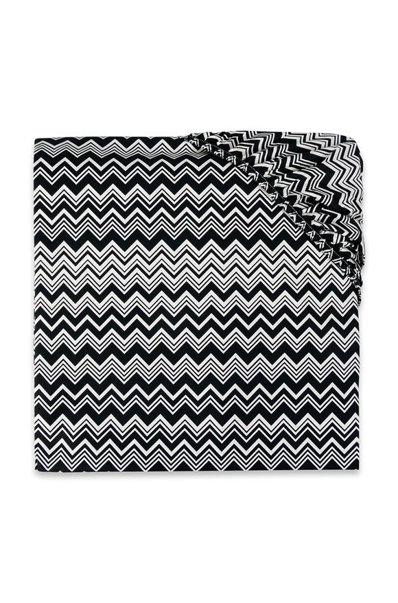MISSONI HOME OZ FITTED SHEET E, Rear view
